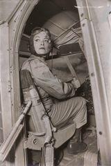 WASP Pilotin 1944