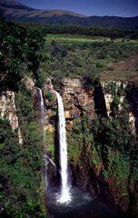 Wasser auch in Afrika