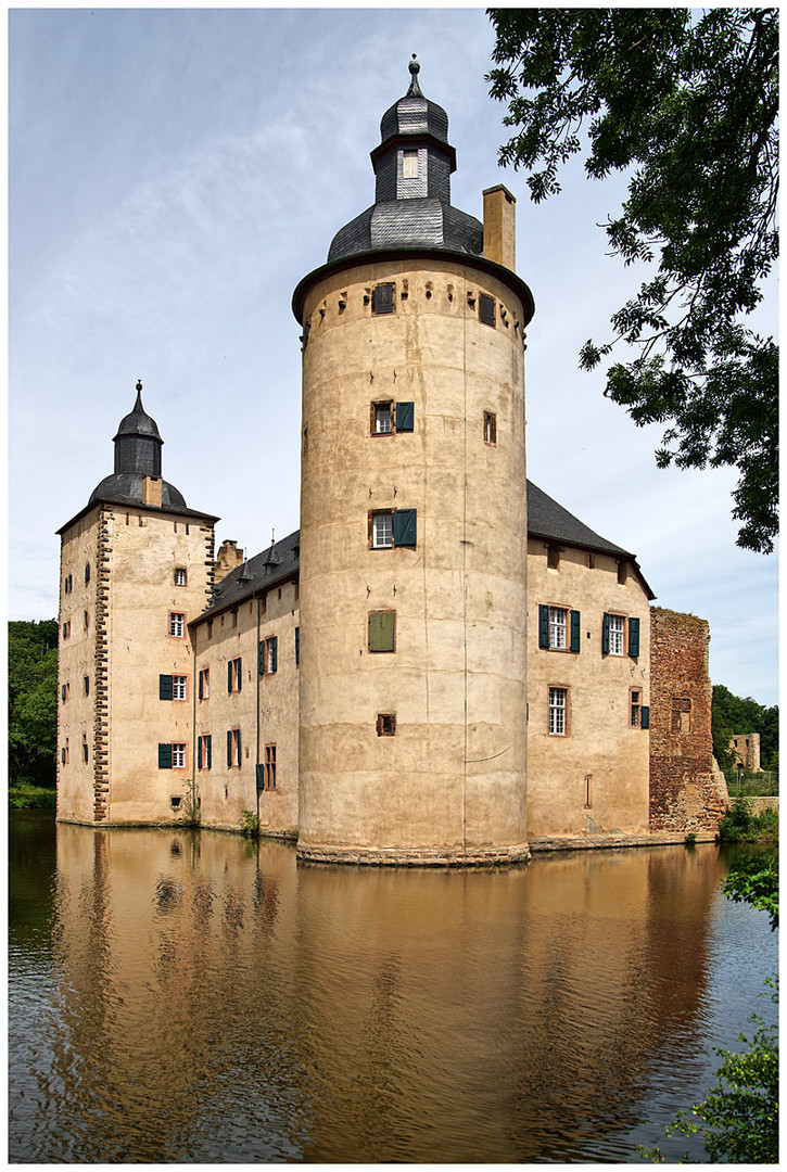 """""""Wasser-Burg"""""""