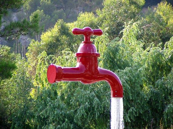 Wasser des Freiseins