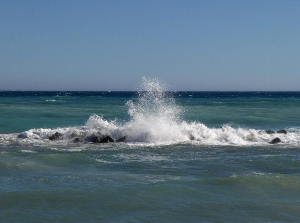 Wasser Fontäne