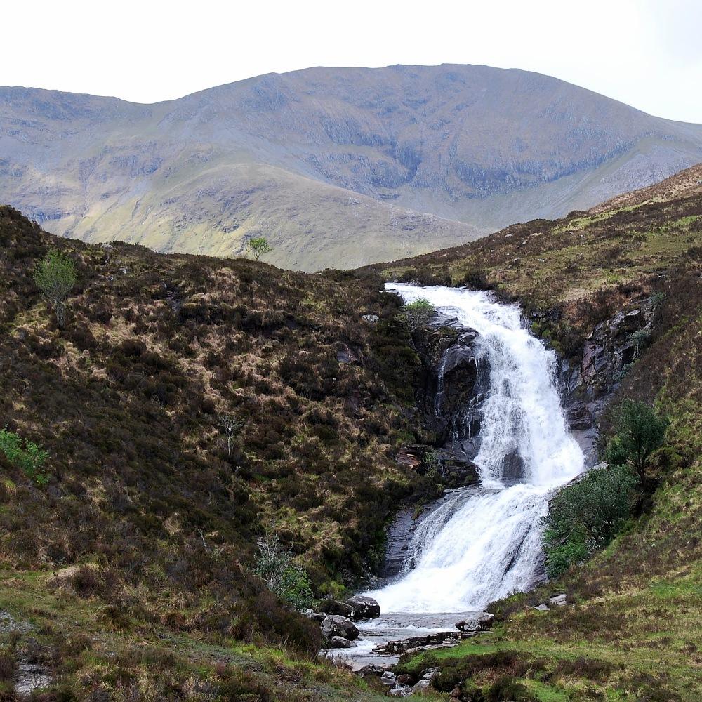 Wasser hat´s immer genug auf Skye