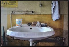 ...Wasser ist zum Waschen da...