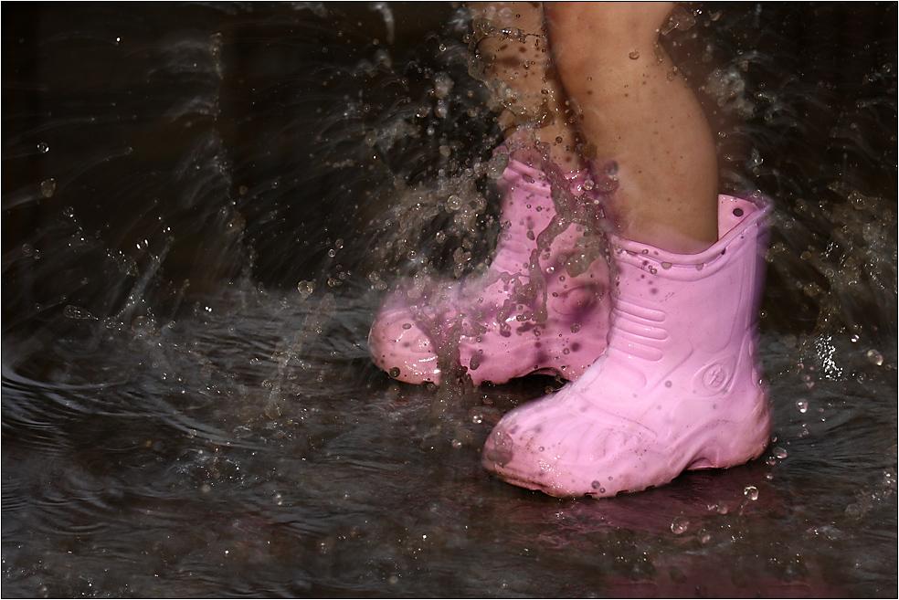 Wasser Marsch!!!