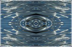 Wasser Spiegelformen