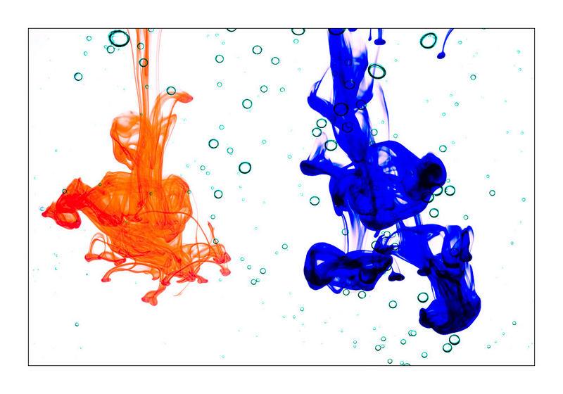Wasser & Tinte I