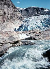 Wasser und Eis - die Kraft und die Herrlichkeit der Natur