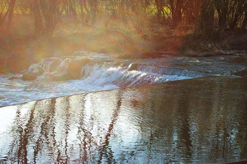 Wasser und Licht die zweite