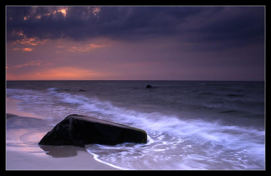 Wasser und Steine VII