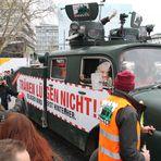 WASSER WERFER LUEGEN NICHT Stuttgart Feb.2011 Ü900K