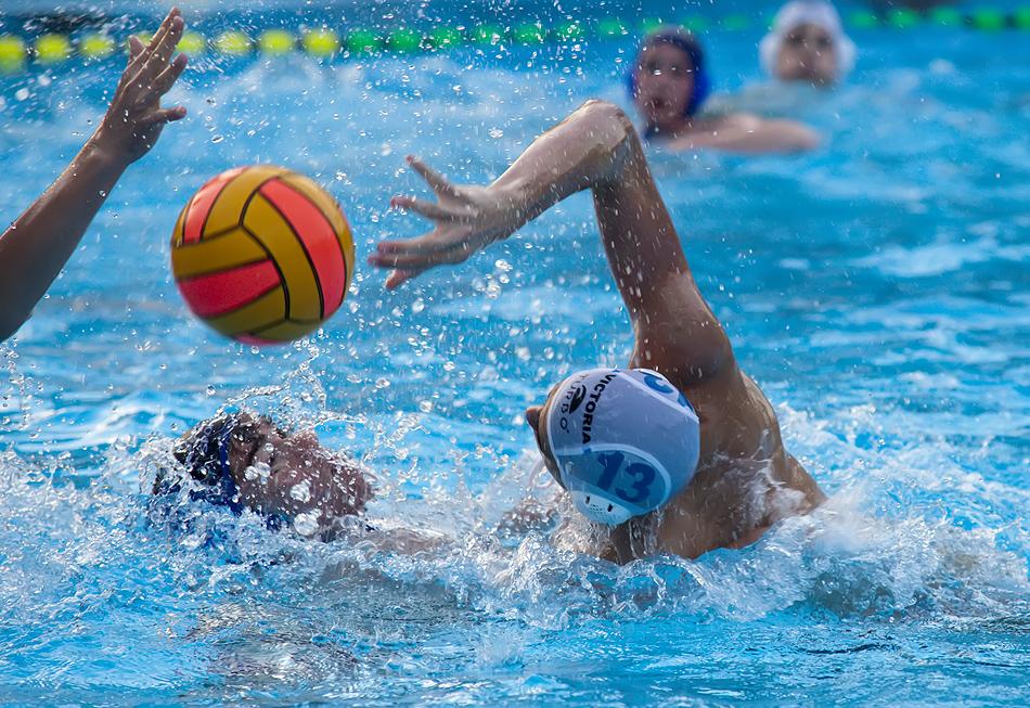 Wasserball NRW-A-Jugend SV Krefeld 72 gegen DSV 98