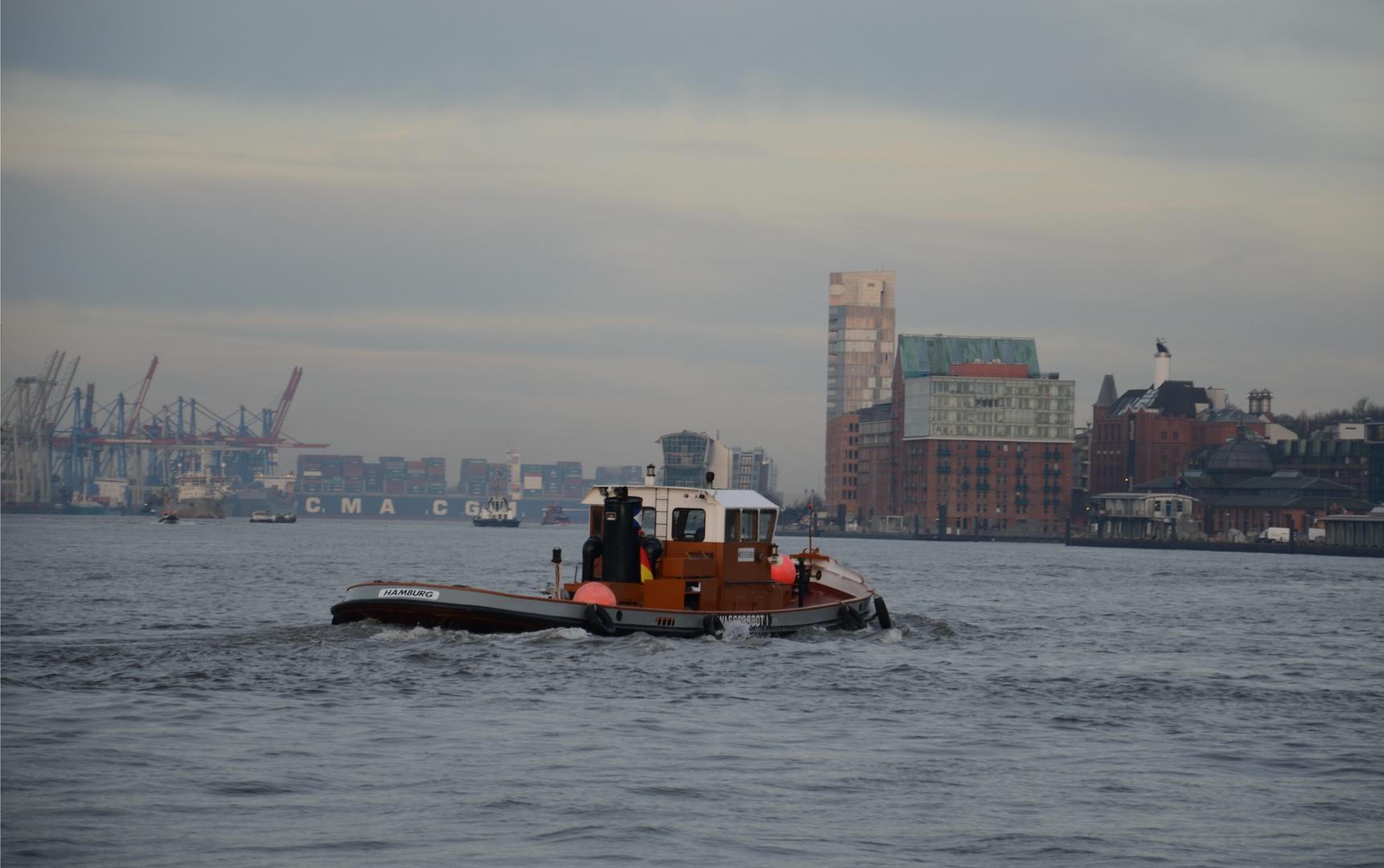 Wasserboot 1