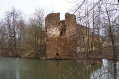 Wasserburg in Mechelgrün bei Plauen