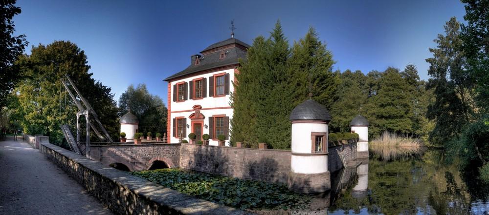 Wasserburg in Seligenstadt