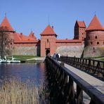 Wasserburg Trakai 1