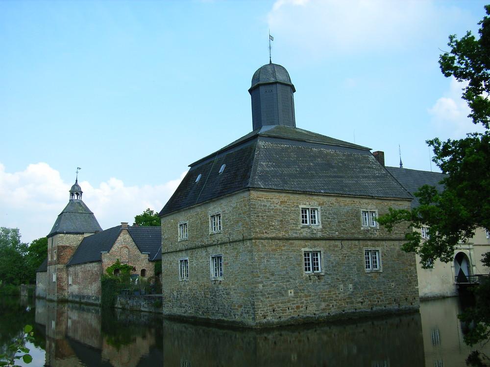 Wasserburg Westerwinkel (Anf. 17.Jh.), Münsterland