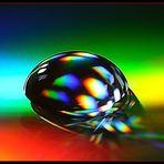 Wasserdiamanten geschliffen