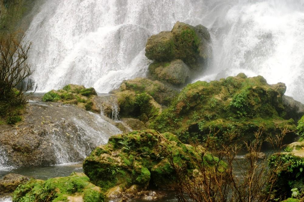 """Wasserfälle """"El Nicho"""""""