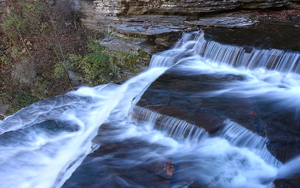 Wasserfälle ganz nah