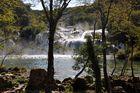 Wasserfälle in Roski slap