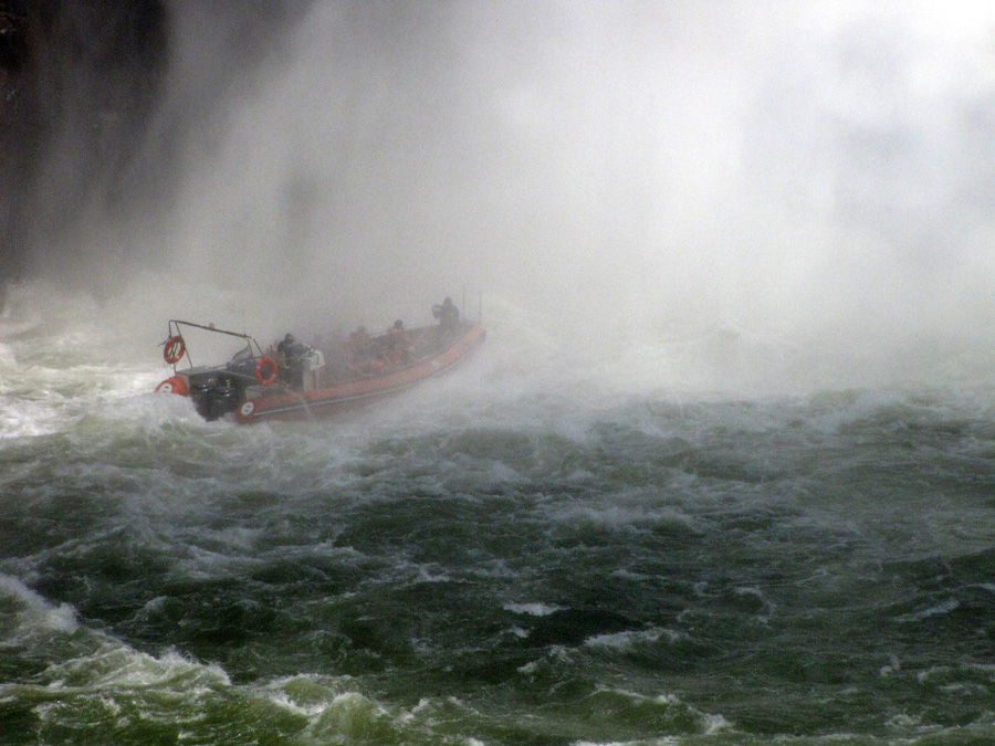 Wasserfälle von Iguazu (Argentinien)