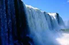 Wasserfälle von Iguazu, Brasilien/Argentinien