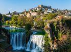 Wasserfälle von Jaitze - Bosnien Herzegowina