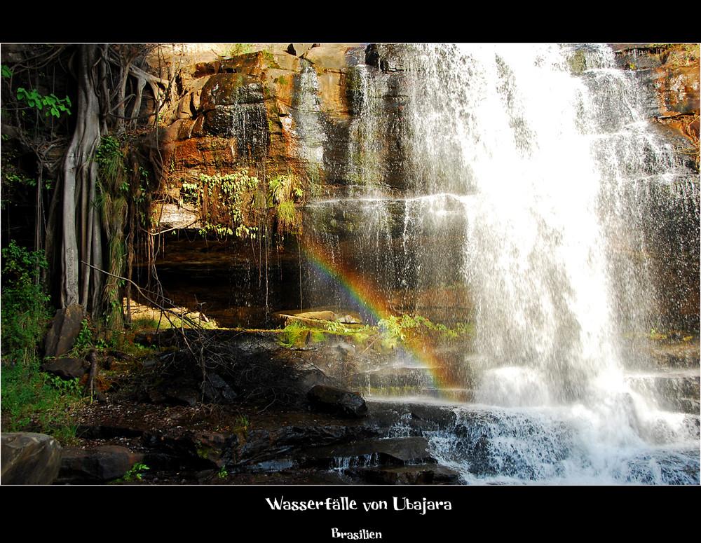Wasserfälle von Ubajara ...