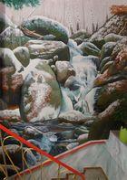 Wasserfälle Ysperklamm