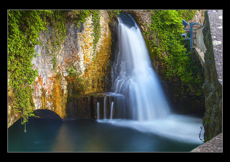 Wasserfall 2014