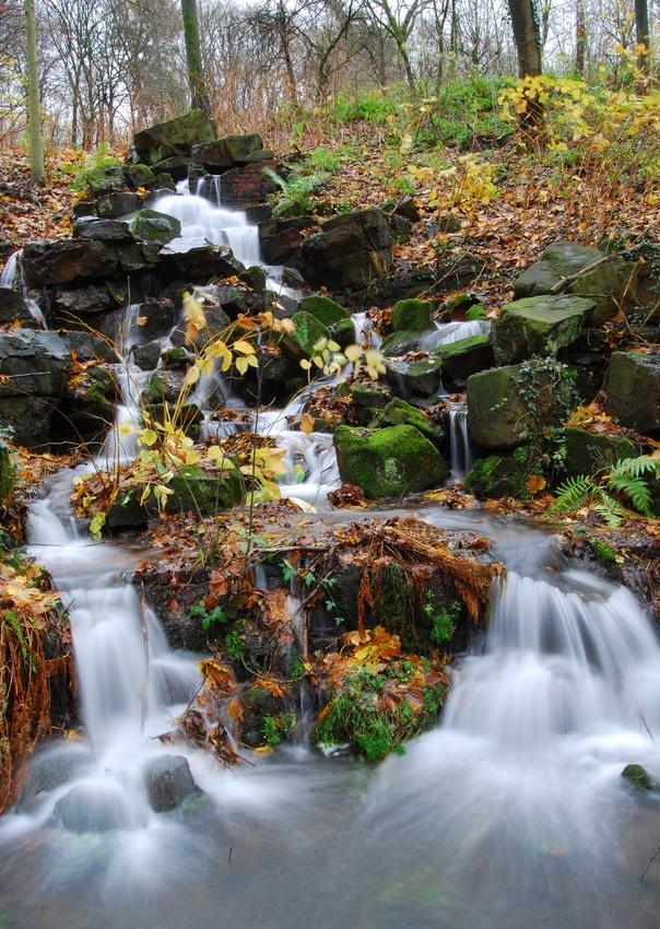 Wasserfall am Fischertal