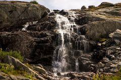Wasserfall am Grimselpass
