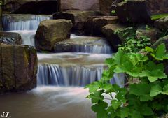 Wasserfall am Mühlbach