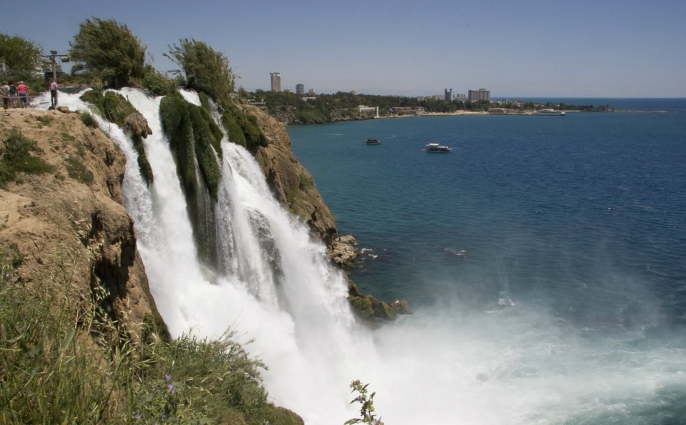 Wasserfall Antalya