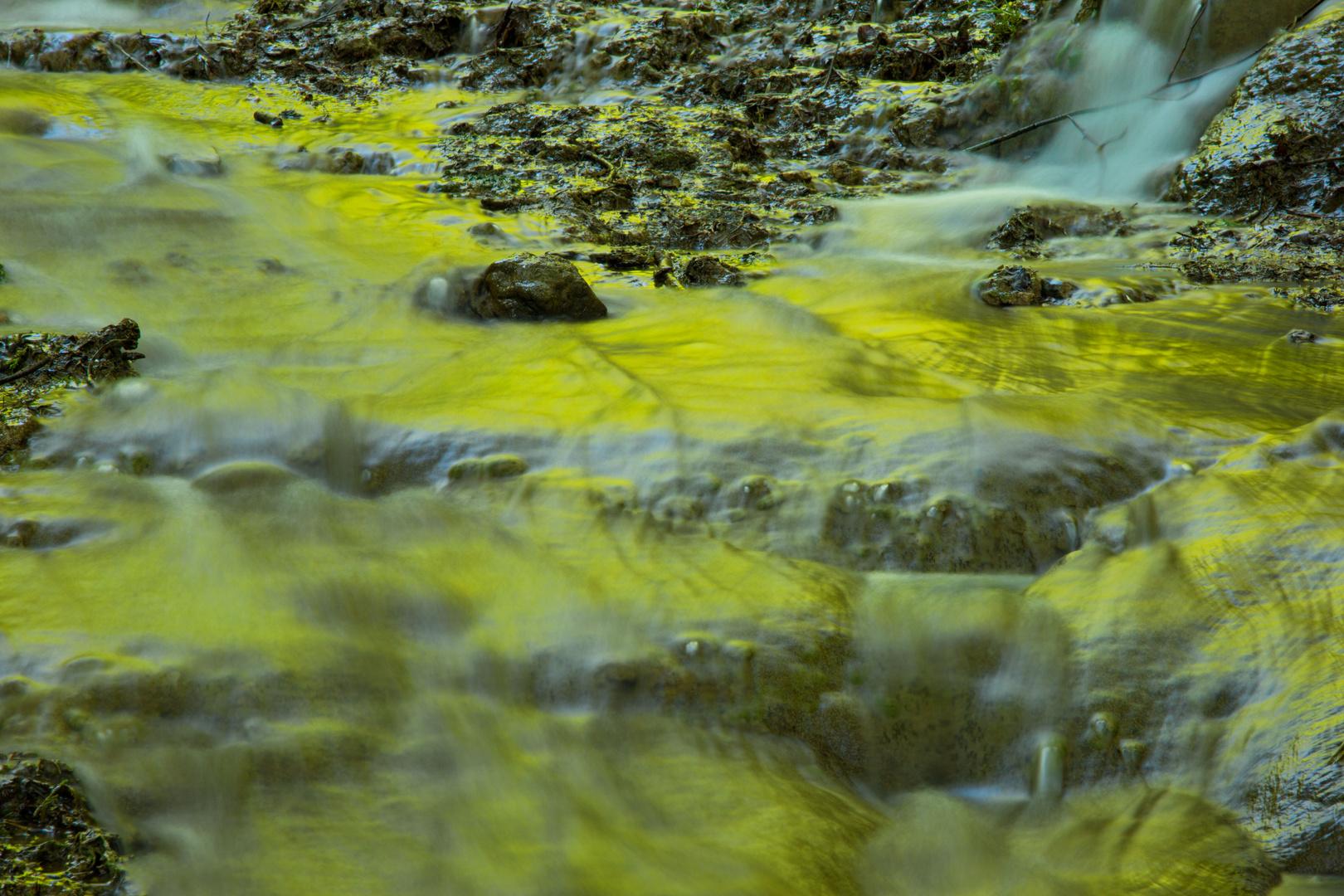 Wasserfall Bad Urach VIII