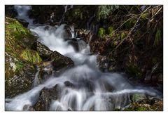 Wasserfall bei Geschwend