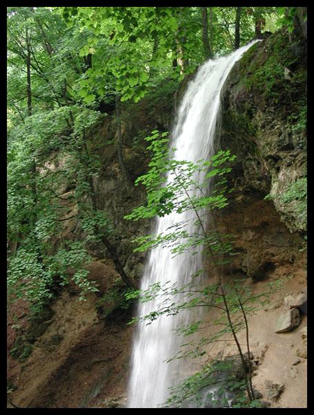 Wasserfall bei Lilafüred