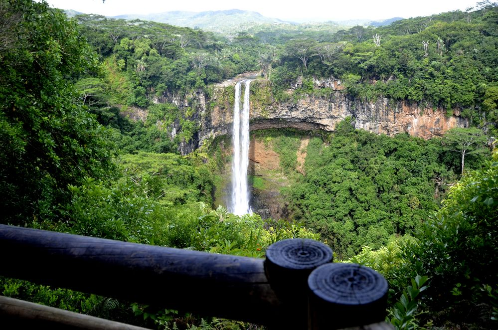Wasserfall Chamarel, Mauritius