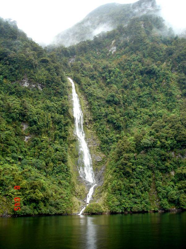 Wasserfall Doubfulsound
