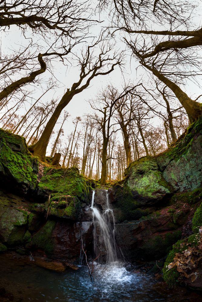 Wasserfall F