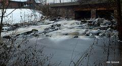 Wasserfall, Herrenbrücke