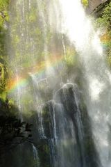 Wasserfall im Kitulo-Nationalpark