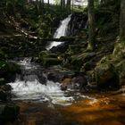 Wasserfall in der Winbergschlucht