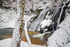 Wasserfall Jungingen 08