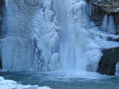 Wasserfall Laufen