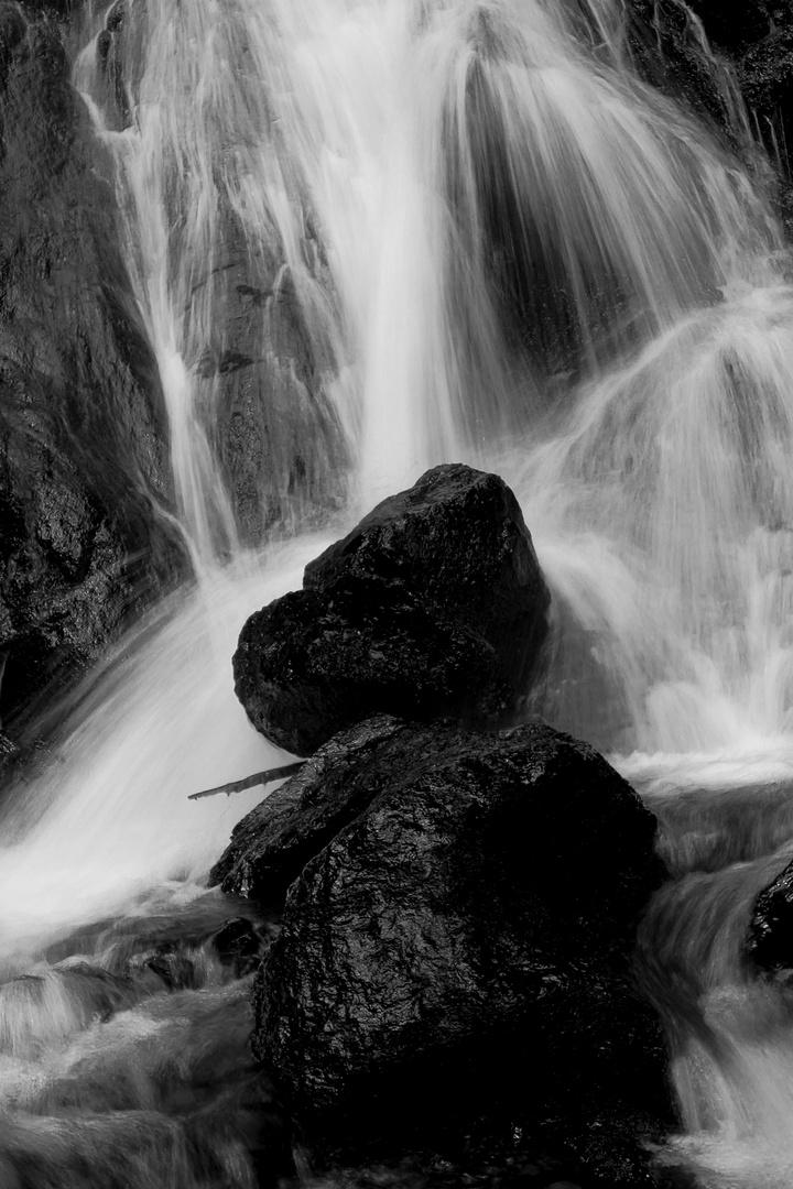Wasserfall Mooshofalm