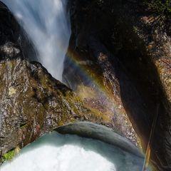 Wasserfall | Ösenbrecher | Regenbogen