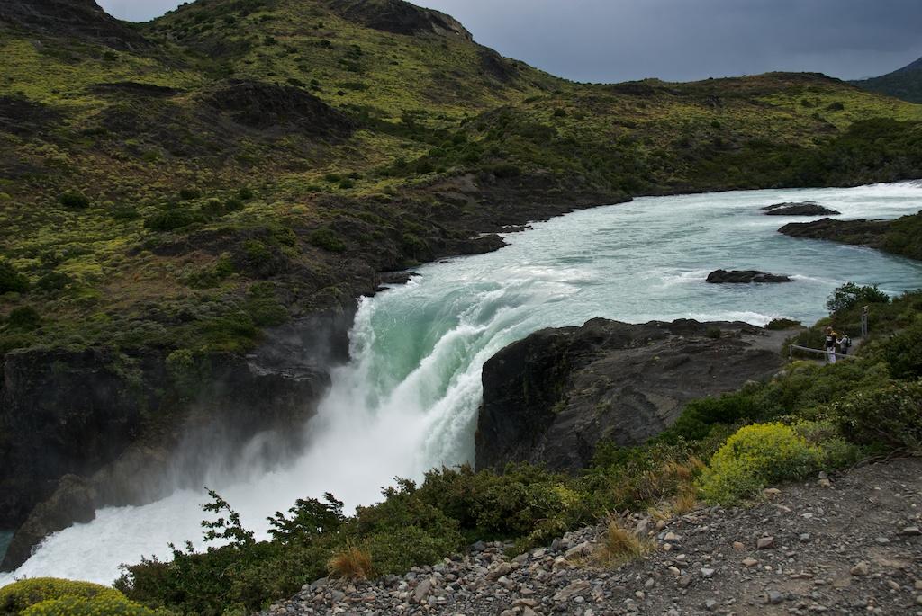 Wasserfall-Pehuesee 1