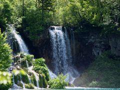 Wasserfall - Plitvicer Seen
