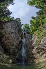 Wasserfall Plötz